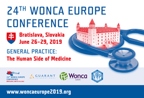 WONCA Europe Conference 2019